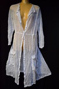 TS-jacket-TAKING-SHAPE-plus-sz-XXS-12-Vine-Mesh-Cardy-funky-soft-NWT-rrp-120