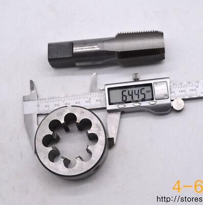 1pc 1//2-20  die tap die UNF British US made right hand 1pc 1//2-20 tap