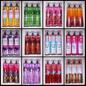 Set-of-3-Bath-and-Body-Works-Spray-Fine-Fragrance-Mist-Full-Size-Lot-Gift-Set