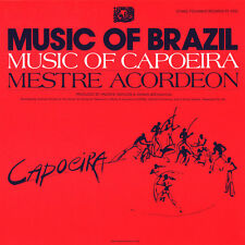Music Of Capoeira: Mestre Acordeon - Mestre Acordeon (2009, CD NEUF) CD-R