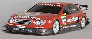 Fg Modellsport # 157228r 4wd 530 Rtr Chassis Émaillé Mercedes