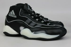online store 0ccfc 1a089 Image is loading ADIDAS-ORIGINALS-98xCRAZYBYW-BLACK-WHITE-G26807-MENS-NEW-