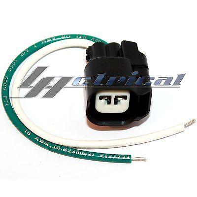 ALTERNATOR REPAIR PLUG HARNESS PIGTAIL 2 Pin WIRE Fits JEEP PATRIOT on