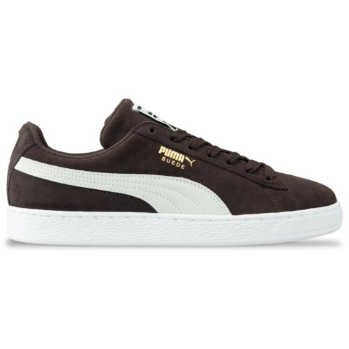365347 Suede Trainers In Classic Puma white 39 Mole ZqRnYY6
