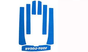 X-45 PURPLE HT93 POLARIS HYDRO TURF Traction Mats for SLT SLTX