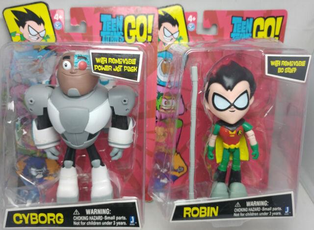 Teen Titans Go Justice League Dc Cyborg 5-3726