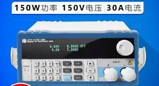 Programmable Dc Electronic Load 0 30a 150v 150w Ac110 220v Battery Test M9711 T
