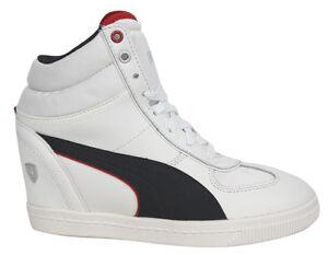 8224e0ed8b Puma Defy Wns White Black Women Lifestyle Casual Shoes Sneakers ...
