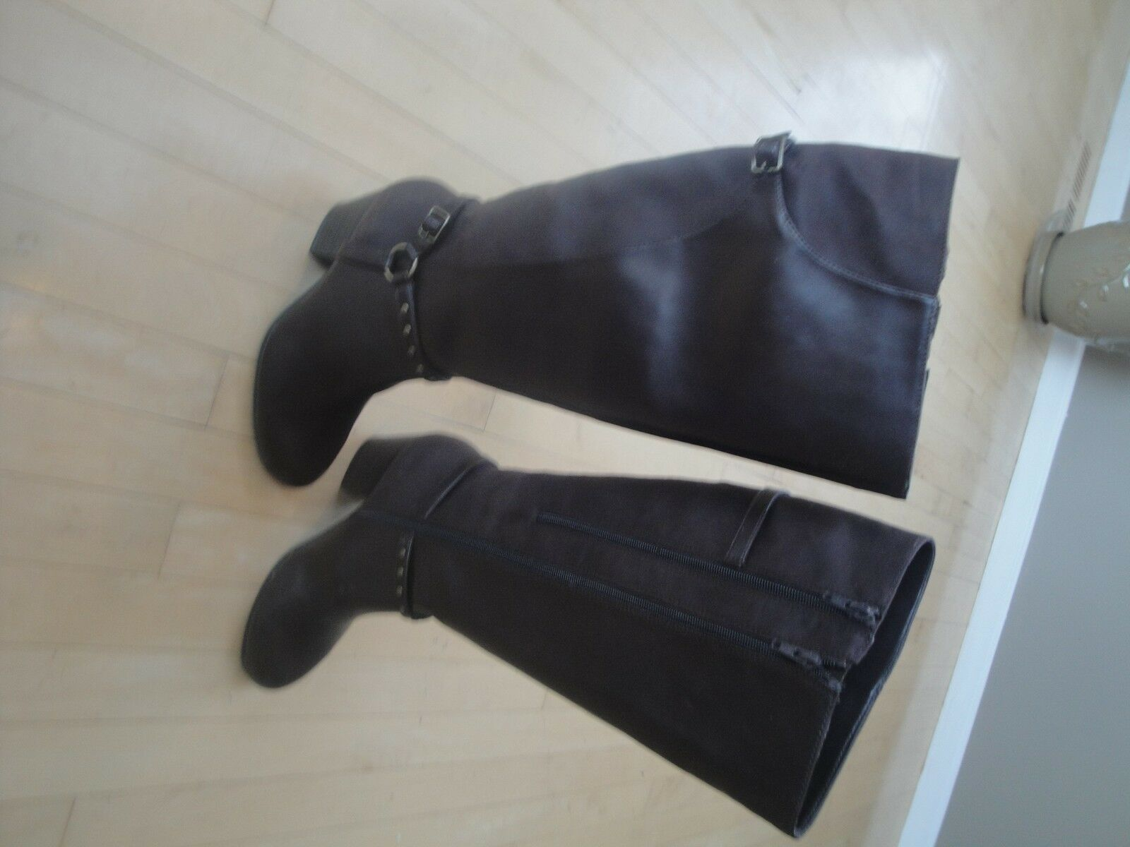 A2 By Aerosoles Sensitivity Women's Brown Riding Boot Size: 8.5 Med