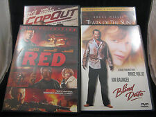 Tears of the Sun, Blind Date, Copout, Red (Widescreen Edition)