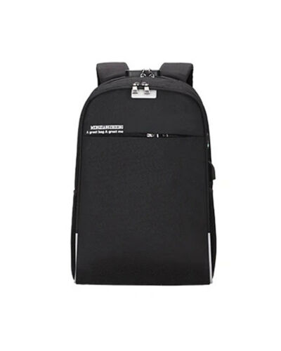 Laptop Backpack Travel Up Case Computer Anti-thieft Teenage School Bag 15.6 Inch