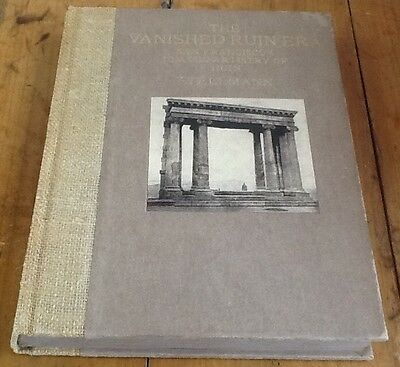 The Vanished Ruin Era 1910 Louis Stellmann San Francisco