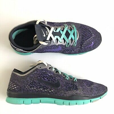 Nike Womens Free 5.0 Tr Fit 5 Shoes Hyper OrangeBlack Cool