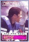1983 Topps Everson Walls #55 Football Card