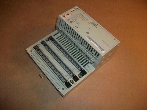 Modicon TSX Com Adaptor 170PNT11020 w// base 170ADI54050