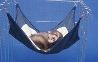 Ferret Rat Cage Deluxe Bed Hammock - Sheppard & Greene Sherpa Hammock