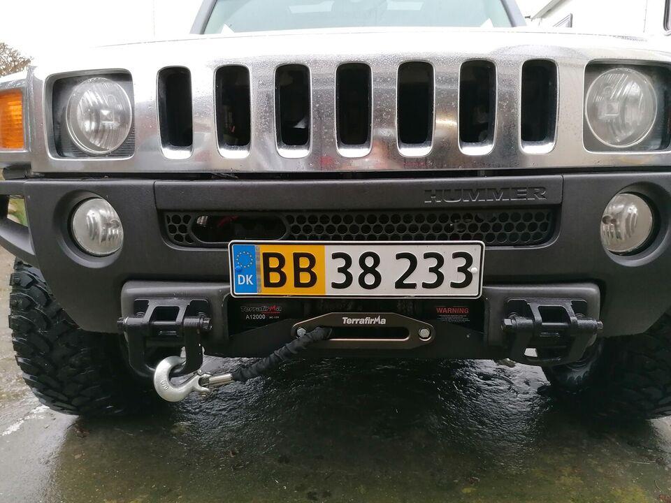 Hummer H3, 3,7 Executive, Benzin