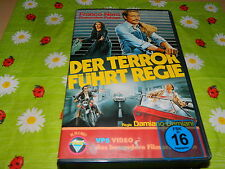 Franco Nero - Francoise Fabian - Der Terror führt Regie - VPS Erstauflage - VHS
