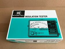 Kyoritsu 3166 Analogue Insulation Tester 1000v2000m New