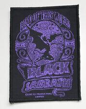 BLACK Sabbath-Lord Of This World-Patch 10,2 x 7,3 cm - 163998
