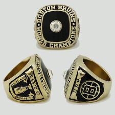 NHL STANLEY CUP HOCKEY 1970 REPLICA CHAMPIONSHIP RING BOSTON BRUINS BOBBY ORR