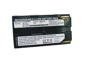 7-4V-battery-for-Canon-MV20i-V40-ES8200V-MV200-MV10-UC-X55-UCV30Hi-XL-H1S