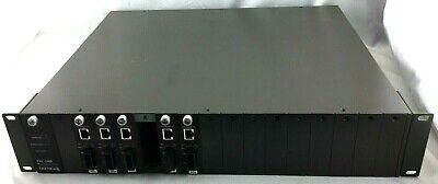 tfc1600 Trendnet Tfc-1600 Nacc16port Slots Media Chassis For Fiber Converters
