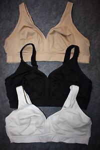 458bf1845 Lane Bryant Cacique No Wire Cooling Bra Smooth Various Sizes and ...