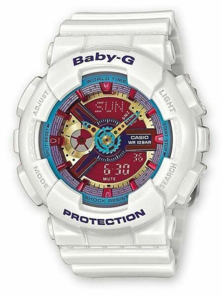 cd63ce678934 Reloj Casio Baby-g-shock Ba-112-7aer mujer for sale online