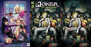NOTTI-amp-NYCE-Harley-Quinn-amp-Punchline-CLOWNING-AROUND-VIRGIN-amp-JOKER-80TH