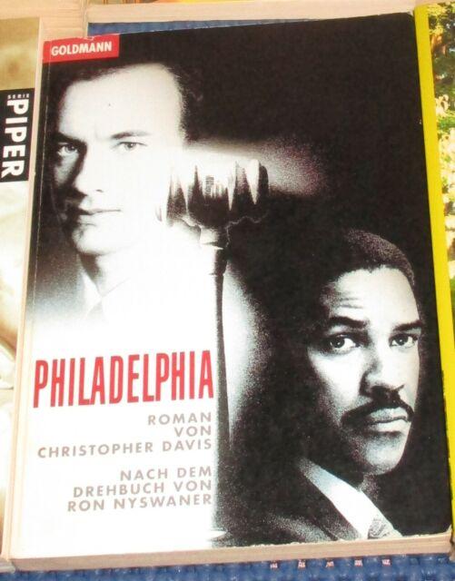 Christopher Davis: Philadelphia / Der Roman zum Film / 1994