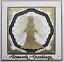 Chritmas-Wishes-Peace-Angel-Doddess-Metal-Cutting-Dies-DIY-Craft-Album-Stencil miniature 1
