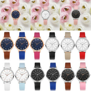 Lvpai-Fashion-Women-039-s-Casual-Quartz-Leather-Band-Watches-Analog-Wrist-Watch