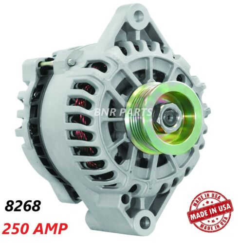 250 AMP 8268 Alternator Ford Mercury Sable Taurus NEW 3.0L OHV ONLY HIGH OUTPUT