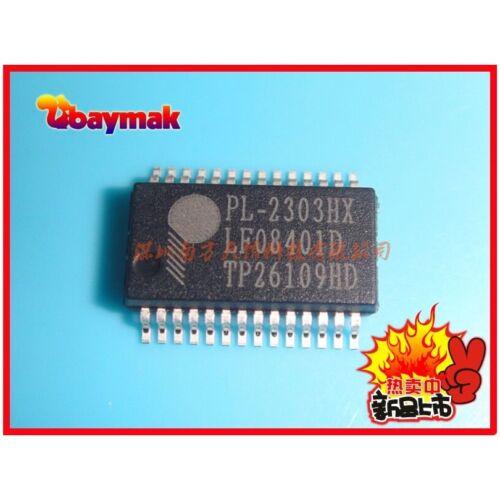 5PCS X PL-2303HXD LF PL-2303HX SSOP28 D version