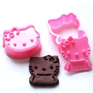 Plastikbar Miffy Katze Tiere Fondant Kuchen Ausstecher Formwerkzeug