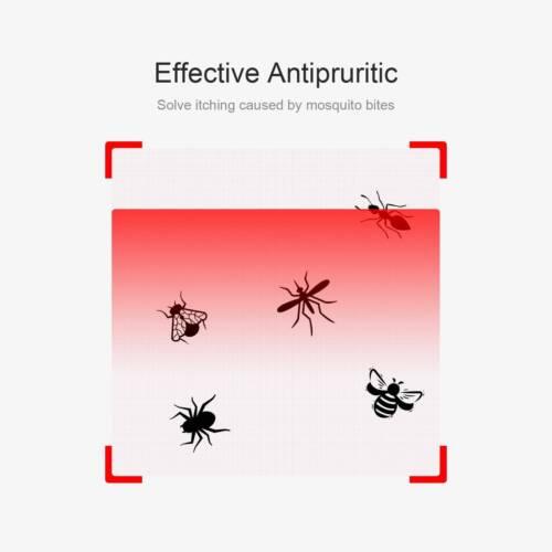 Tragbar Entlasten Stift Stichheiler Anti Mückenstiche Insektenstiche DE