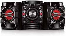 LG CM4360 230 watt rms  mini hi-fi system FREE uk postage