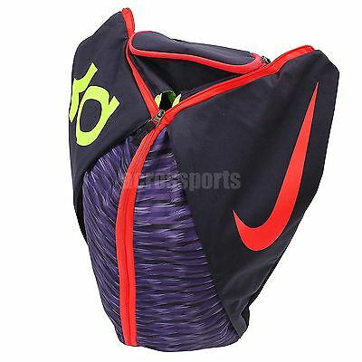 Nike KD VIII 8 Kevin Durant Purple Red Mens Basketball Backpack BP BA5067- 565 b665aaf3dce12