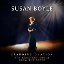 BOYLE SUSAN - STANDING OVATION - THE GREATEST SONGS CD NUOVO