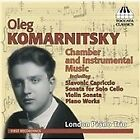 Oleg Komarnitski - Oleg Komarnitsky: Chamber and Instrumental Music (2013)