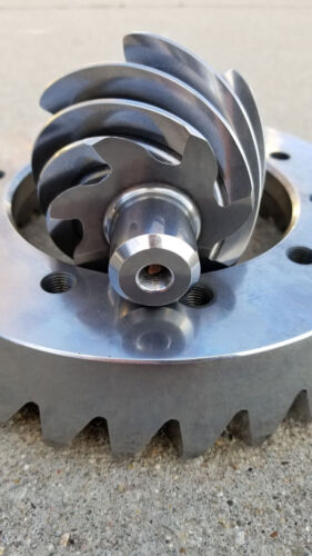"""NEW 9/"""" Ford Ring /& Pinion 3.50 Ratio 9 Inch Ford REM Polished Gears"""
