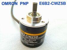 1x Omron 600p Incremental Rotary Encoder 600pr 1224v Dc E6b2 Cwz5b Pnp