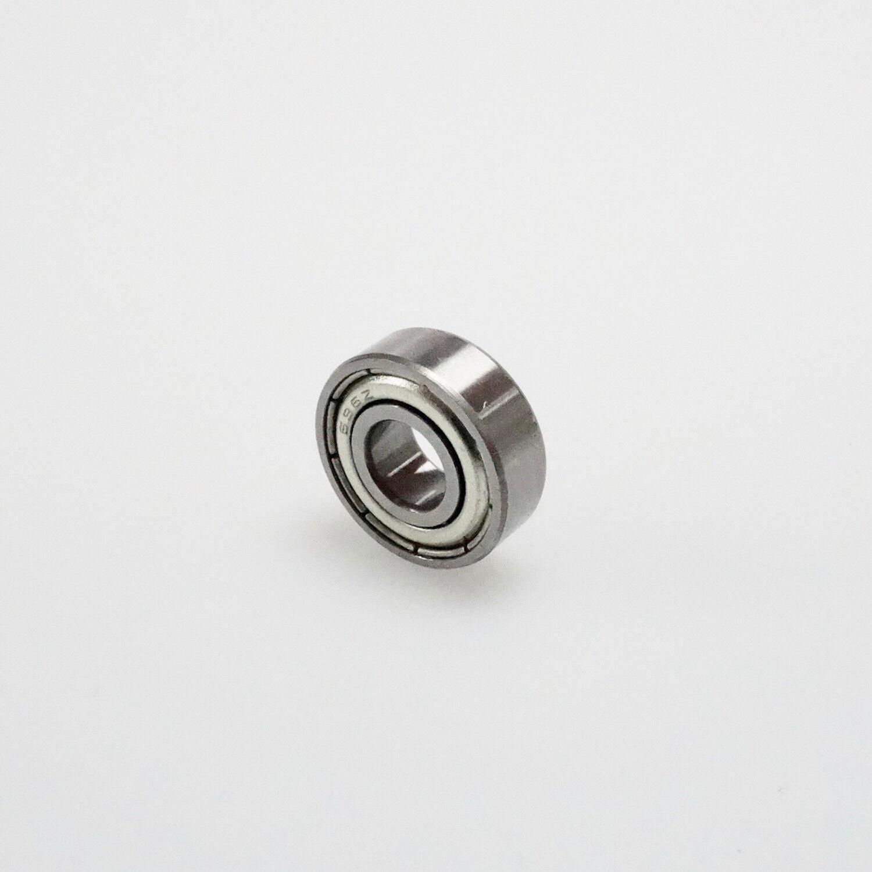 Radial Acero Cromado Miniatura Rc Rodamiento 6 X 15 X 5mm Cerrado Partcore 696Z