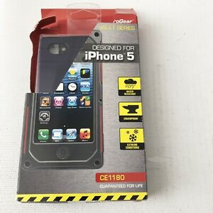 outlet store 9c324 a7555 Details about Pelican Pro Gear Vault Series Rugged Case for iPhone 5 -  Purple