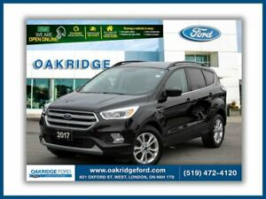 2017 Ford Escape Rare 2.0 L Engine , Navigation, Bluetooth