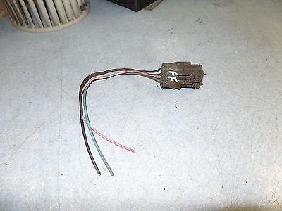 [SCHEMATICS_4NL]  1984 Corvette Fuel Pump Electrical Connector GM ORIGINAL   eBay   1984 Corvette Fuel Pump Wire Harness      eBay