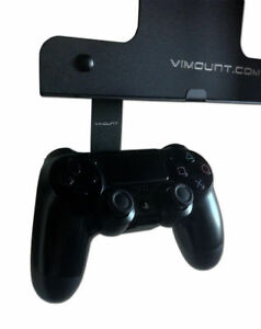 Details about 2pcs Black Metal TV Wall Mount Holder for PlayStation 4 PS4  Controller - ViMount