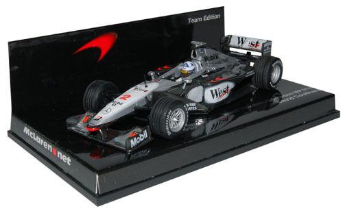 Minichamps 1 43 1999 McLaren MP4-14 Coulthard West Edit