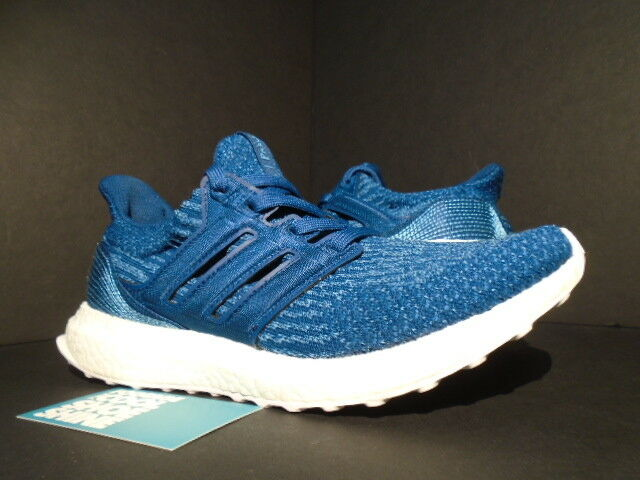 2017 ADIDAS ULTRA BOOST PARLEY OCEAN M 3.0 BLUE NIGHT CORE VAPOUR WHITE BB4762 8